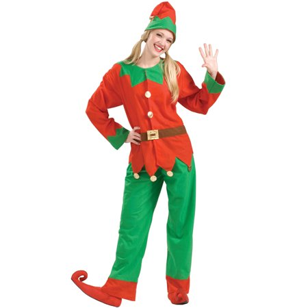 Simply Elf Adult Costume (STD)