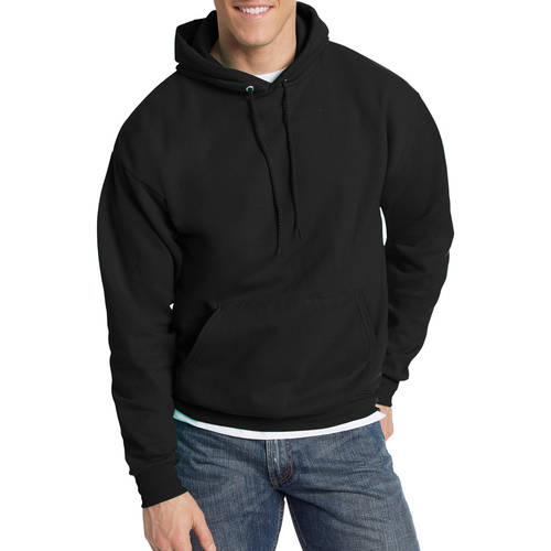 Hanes Men's Big EcoSmart Fleece Pullover Hoodie