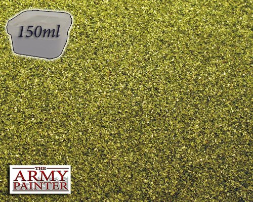 Grass Green Scatter Battlefields Miniature Basing Multi-Colored