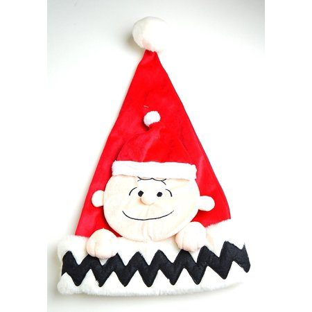 Charlie Brown Christmas Decorating Ideas (Charlie Brown Santa Hat, Not a Toy. For Decoration Only. By Peanuts Ship from)