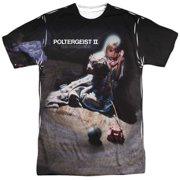 Poltergeist Men's  Poster Sublimation T-shirt White