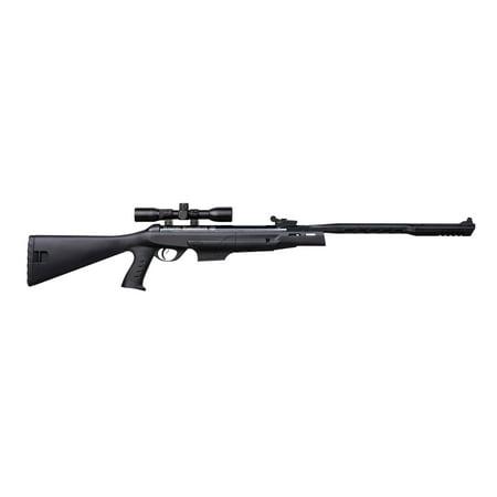 Crosman Diamondback Air Rifle .177 Cal. Nitro Piston Elite Powered Break Barrel, -