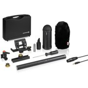 BeyerDynamic MCE 85 BA Condenser Shotgun Microphone Full Camera Kit