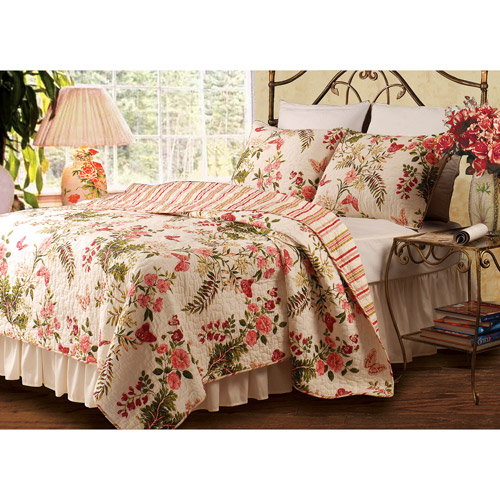 Global Trends Botanical Set, Quilt Set