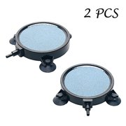 Best Air Stones - 2 PCS Pawfly 4-Inch Air Stone Disc Bubble Review