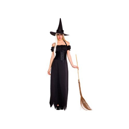 Music Legs Black Mistress of Darkness Costume 70429 Black - Music Costumes Ideas