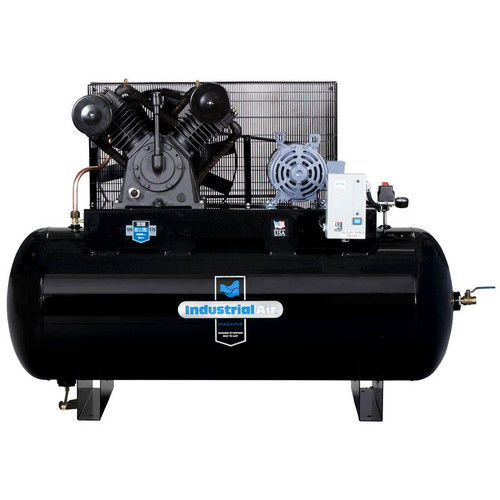 Industrial Air IH9919910 230V 10 HP 120 Gallon Oil-Lube H...