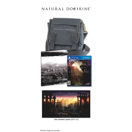 Natural Doctrine - Limited Edition Set [PlayStation 4] ()