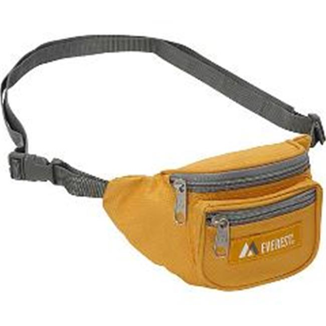 Everest 044KS-YE Signature Waist Pack - Junior - Yellow