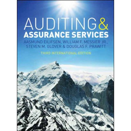 Auditing and Assurance Services Third International Edition with ACL software CD
