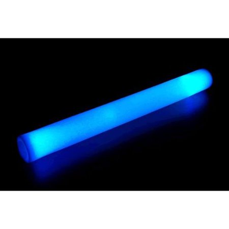 LED Steady Light Foam Cheer Stick Blue
