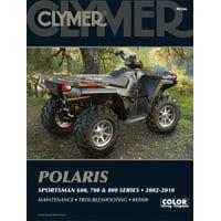 Polaris Sportsman 600, 700, & 800 Series 2002-2010 (Paperback)