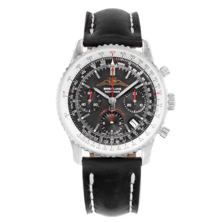 Breitling Navitimer Chrono Black Dial Automatic Men's Watch A233222P/BD70-435X