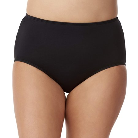 100 Degrees Women's High Waist Bikini Swimsuit Bottom ()