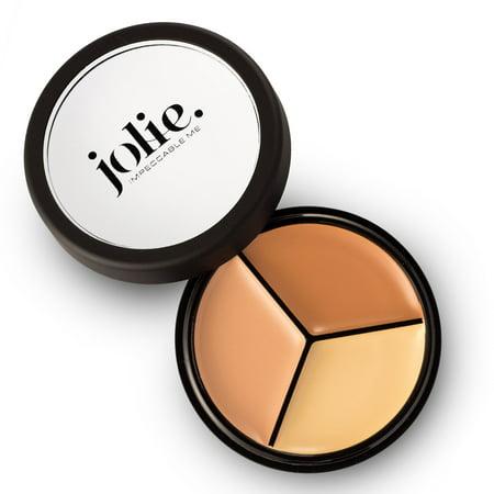 - Pro Palette Correct & Conceal Concealer ~ Medium Neutral, Light Amber, Deep Sand