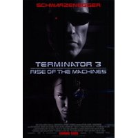 Terminator 3: Rise of the Machines POSTER (11x17) (2003) (Style C)