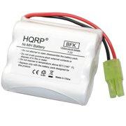 HQRP Battery for Shark XB2950, V2945Z, V2945, V2950, V2950A Floor & Carpet Sweeper + HQRP Coaster