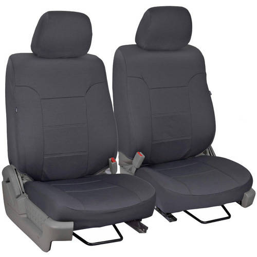 Custom Fit Seat Covers for Ford F-150 Regular and Extended Cab 2009-2013 (Driver and Passenger)