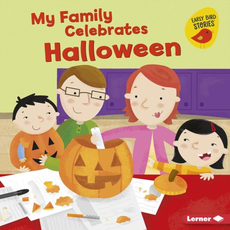 My Family Celebrates Halloween - eBook - Celebrate Halloween