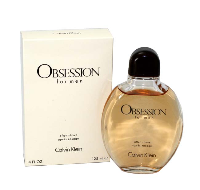 Obsession Aftershave 4.0 Oz / 120 Ml
