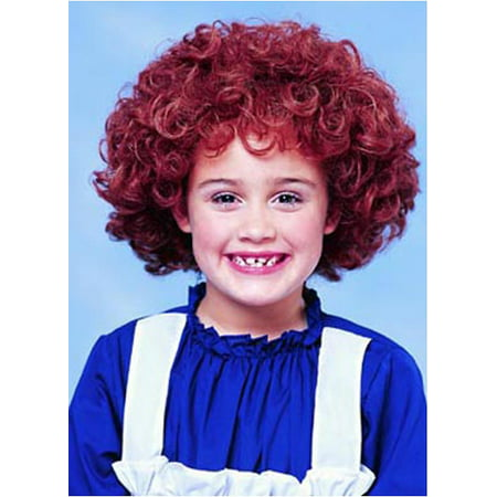 Child Orphan Kid Wig Franco American Novelties 24702 21057 (Novelty Wig)