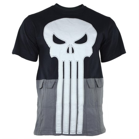 The Punisher - Sewn Punisher T-Shirt - The Punisher Suit