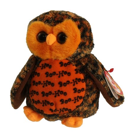 94f7a616c14 TY Beanie Baby - BOO WHO  the Owl (Hallmark Gold Crown Exclusive) (6 inch)  - Walmart.com