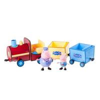 Peppa Pig Grandpa Pig's Train with 3 Figures