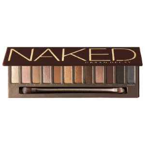 Urban Decay Naked Eyeshadow Palette (Urban Decay Naked Palette 1 Vs 2)