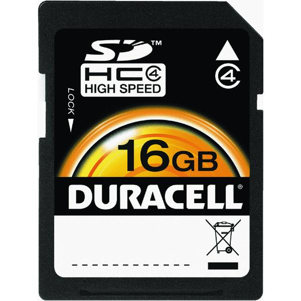 Duracell SD Memory Card