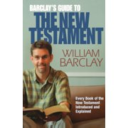 Barclay's Guide to the New Testament (Paperback)