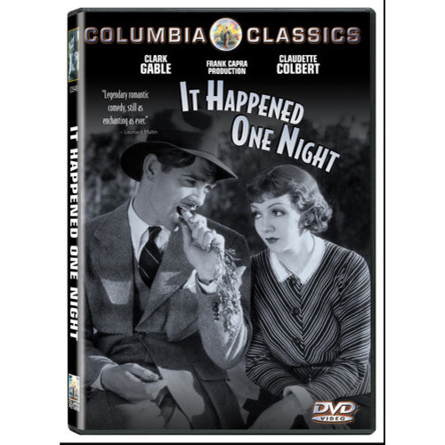 It Happened One Night (1934) (Full Frame)