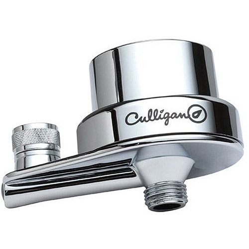 Culligan In-line Shower Filter, Chrome