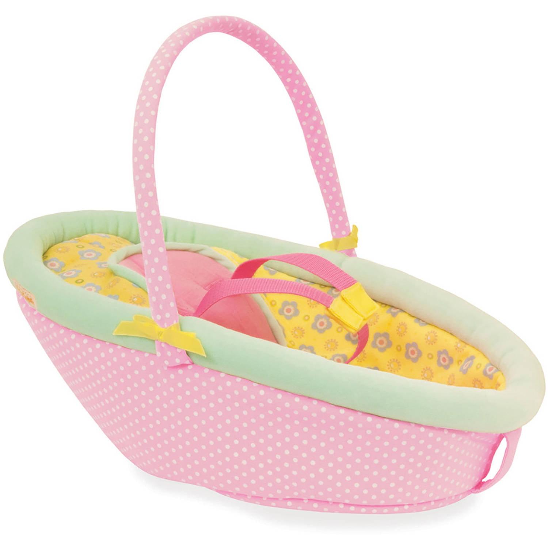 Manhattan Toy Baby Stella Cute Comfort Car Seat for 15 ...