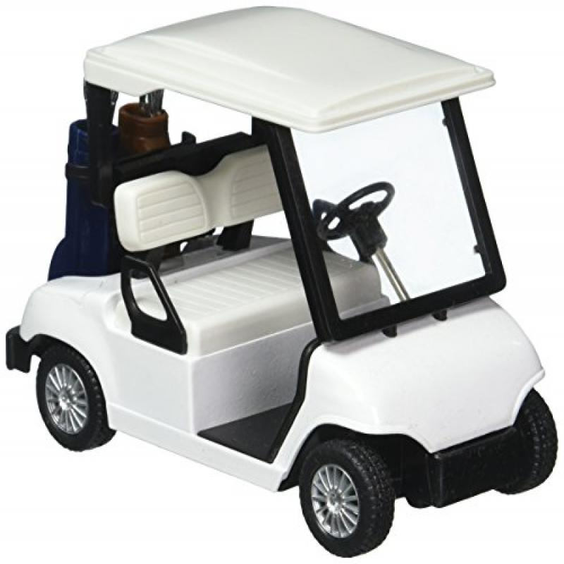 Pull Back Golf Cart Superior by