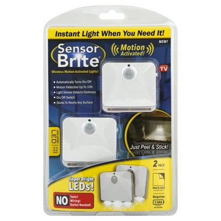 Trendstar SBL-MC6 Sensor Brite Motion Activated LED Lights
