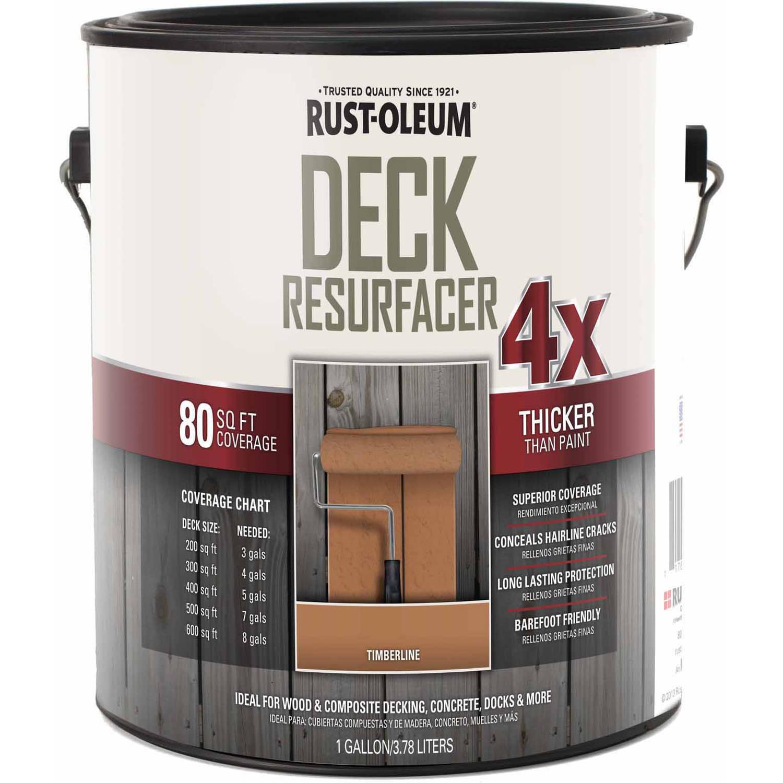 Rust-Oleum 4x Deck Resurfacer