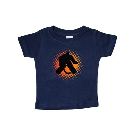 Ice Hockey Goalie Sports Baby T-Shirt