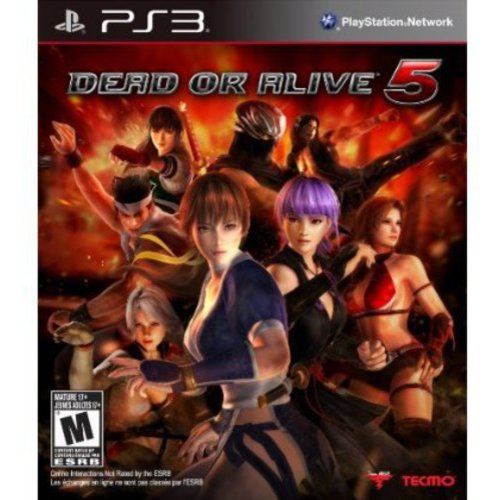 Dead Or Alive 5 (PS 3)