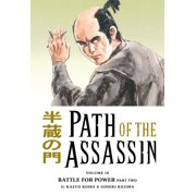 Path of the Assassin Volume 10: Battle For Power Part Two - eBook
