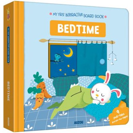 My First Interactive Board Book: Bedtime (Board Book)