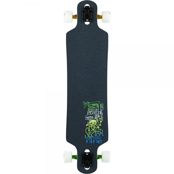Sector 9 Bintang Complete Skateboard, Assorted
