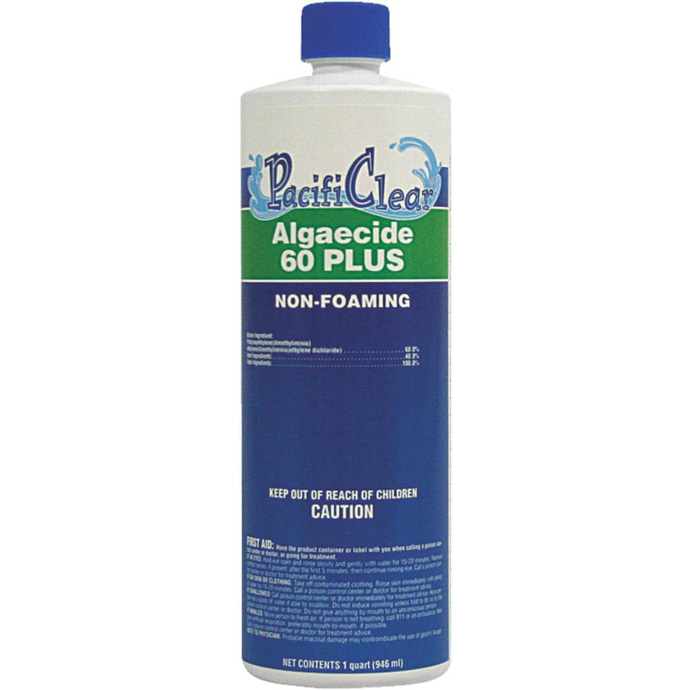 Water Techniques Qt 60 Plus Algaecide F053001012PC