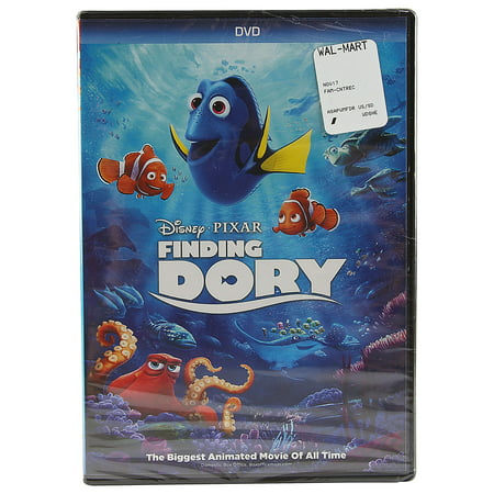 Finding Dory (DVD) From the box  From the Academy Award-winning creators of Disney Pixar's Finding Nemo (Best animated feature, 2003) comes an epic undersea adventure filled with imagination, humor and heart. When Dory, the forgetful blue tang (Ellen DeGeneres), suddenly remembers she has a family who may be looking for her, she, Marlin (Albert Brooks) and Nemo (Hayden Rolence) take off on a life-changing quest to find them...