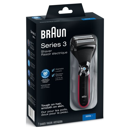 Braun 3 Series Shaver (320S)