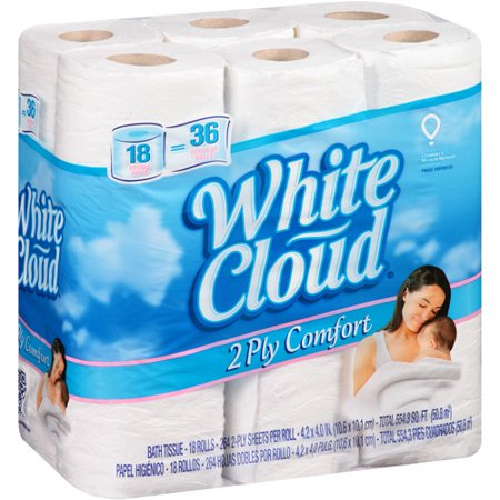 white cloud bathroom tissue white cloud 2 ply comfort rolls bath tissue 264 21511 | f3304656 cdef 43f7 88be 6cdd7fe43e61 1.464c2205eb01cd9f5e2051160d27c922