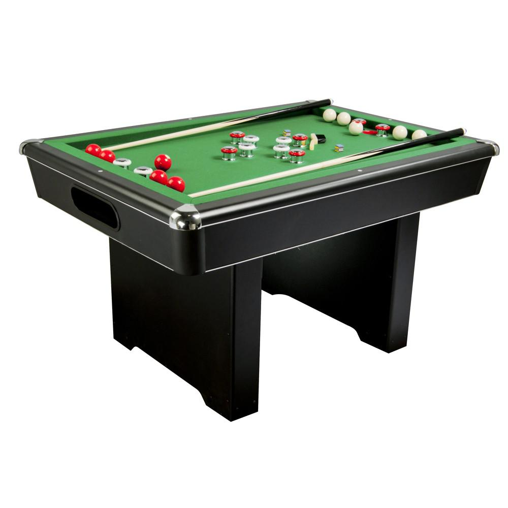 BlueWave Products POOL TABLES NG2404PG Renegade 54 In. Slate Bumper Pool Table by Blue Wave