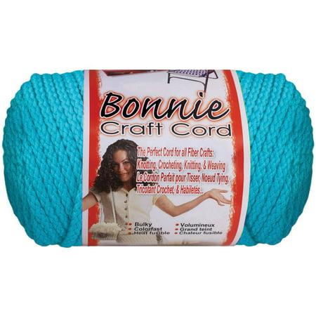 Bonnie Macrame Neon Craft Cord, 4mm x 100yd,
