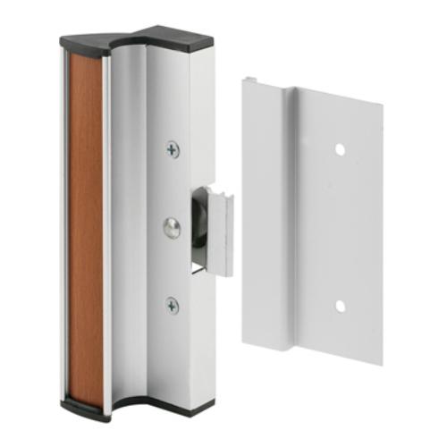 Slide-Co 14538 Sliding Door Handle Set, Aluminum