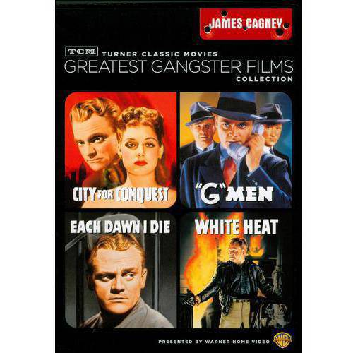 TCM Greatest Classic Films Collection: Gangsters - James Cagney